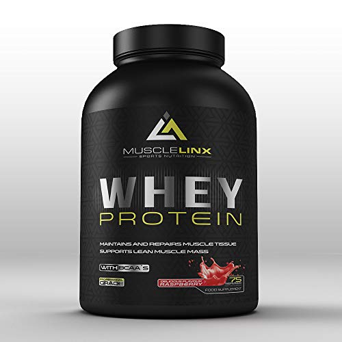 Whey Protein 2.25kg 75 Servings (Raspberry)