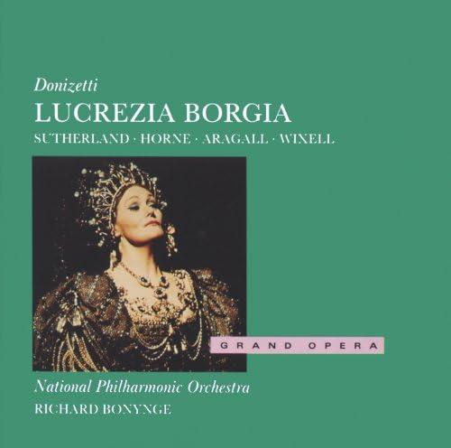 Dame Joan Sutherland, Marilyn Horne, Giacomo Aragall, The National Philharmonic Orchestra & Richard Bonynge