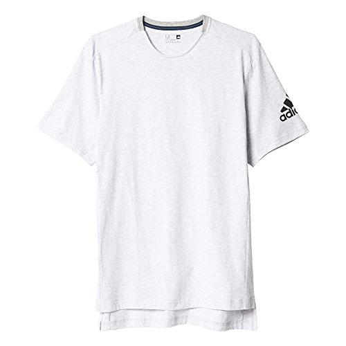 adidas ATC tee - Camiseta para Hombre, Color Blanco, Talla XL