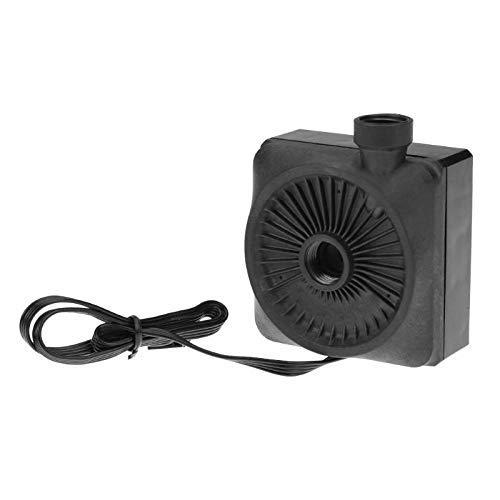 CLJ-LJ 12 V Super Silent Computer Refrigeración Agua Refrigerador Circulación Agua Bomba Computadora Componente para PC Sistema de Enfriamiento por Agua