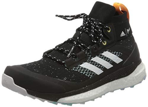 Adidas Damen Wanderschuhe-EF2348 Walking-Schuh, CBLACK/FTWWHT/REAGOL, 38