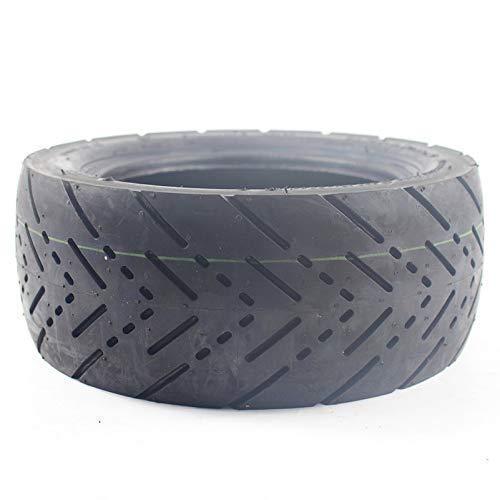 HUAQINEI Neumáticos de Scooter eléctrico, CST Neumático sin cámara de vacío de 11 Pulgadas 90/65-6.5 Neumático de Carretera Grueso Resistente al Desgaste para Piezas de Scooter eléctrico