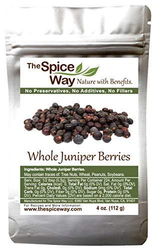 Juniper Berries - Jałowiec ziarna
