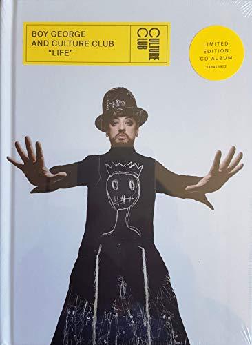 """""""ԼΙFΕ"""" (Deluxe Hardbook CD Edition). UK Edition"""
