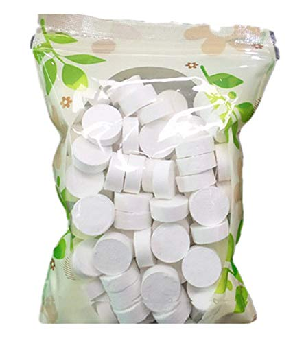 Aapkidukan Magic Tablet Commpressed Napkin/Coin Tissue 100 Pieces