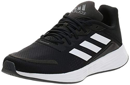 Adidas Duramo SL, Zapatillas Hombre, Black/White/Grey, 44 2/3 EU