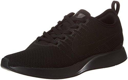 Nike Men's Dualtone Racer Gymnastics Shoes, Black (Black/Black/Black 006), 6.5 UK