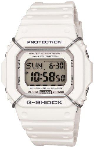 [カシオ] 腕時計 ジーショック DW-D5600P-7JF ホワイト