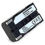 subtel Batería de Repuesto SB-L110A, L160, L320, L480 per Samsung SC-L906 L901 L860 L810 L700 SC-D23 VP-W80 W70 W60 VP-M50 VP-L800 L900 L700 L600 L600, 2200mAh, Accu Sustitución Camara, Battery