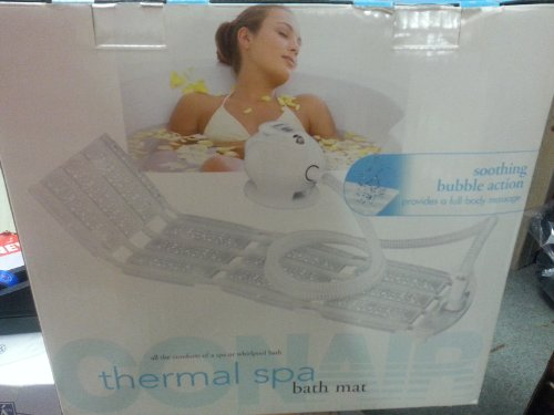 Conair Thermal Spa Bath Mat Massager