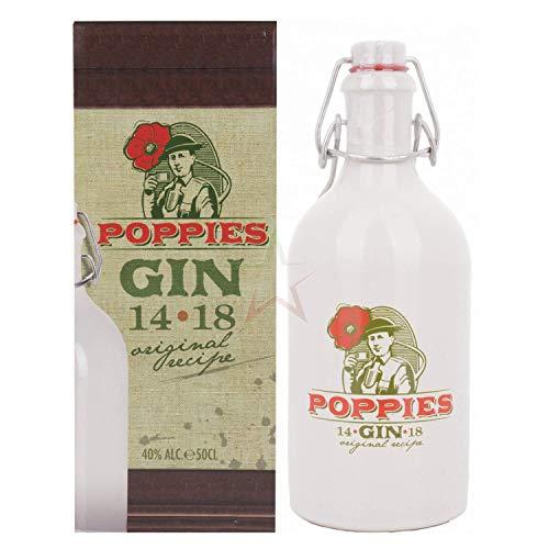 Poppies Gin 40,00% 0,50 Liter
