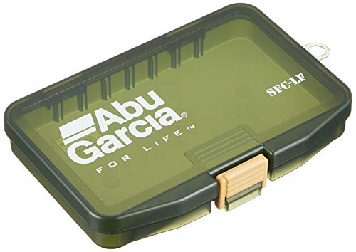 アブガルシア(Abu Garcia) ルアーケース コンパクト SFC LF オリーブ 釣具収納