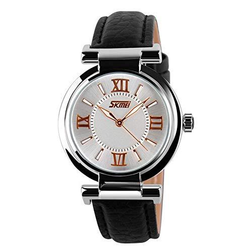 Tableau de strass de montre des femmes de série de Rose/montre électronique de dames/montre imperméable de mode