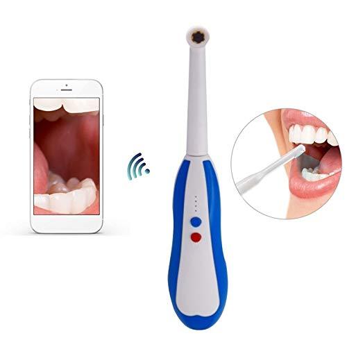 Wifi HD Intraorale Endoscope Wireless Dental Camera Met LED Light Monitor Inspectie Voor Ios Android Teeth Inspectie Endoscoop
