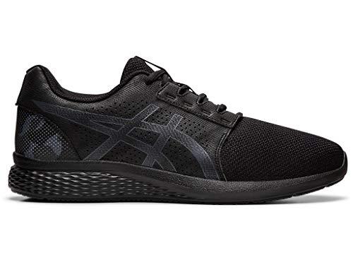 ASICS Men's Gel-Torrance 2 Running Shoes, 9.5M, Black/Carrier Grey