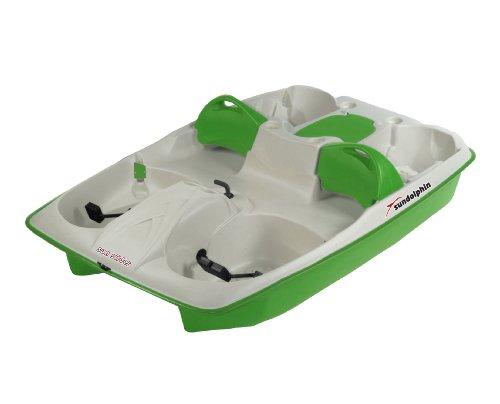 Sun Dolphin Sun Slider Adjustable 5 Seat Pedal Boat