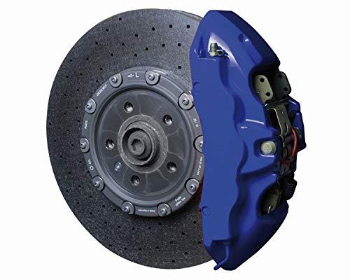 Foliatec 2162 Bremssattel Lack Set, RS blue
