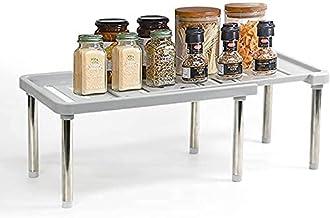 Kitchen Multifunction & Expandable Cupboard Shelf (35-61cm)