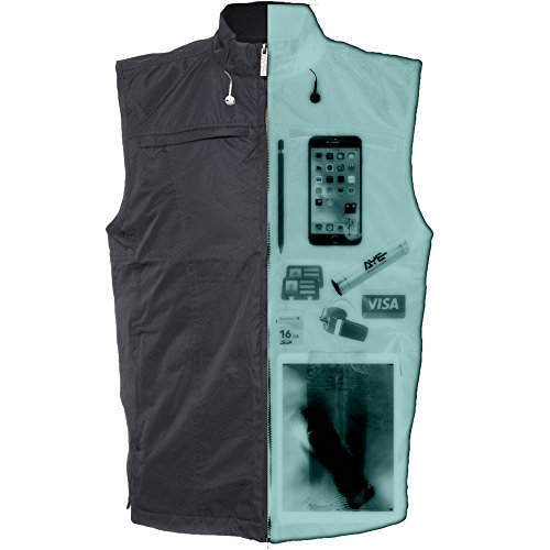 AyeGear Vest with 26 Pockets