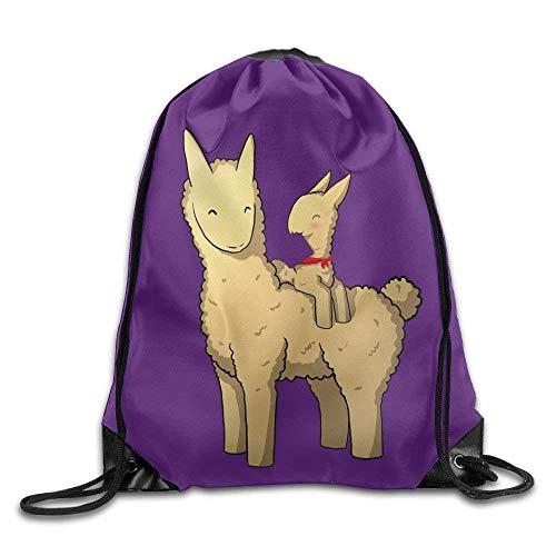 Jiger Drawstring Backpack Bag Lemon Flower Rucksack for Gym Travel