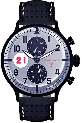 Reloj de Hombre Piloto Racing y Carreras de Coches Type 1 AVUS Berlín