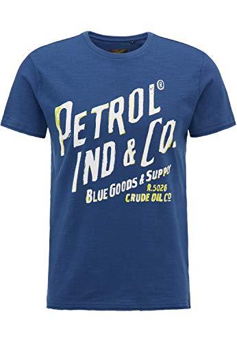 Petrol Industries Herren M-SS18-TSR692 Unterhemd, Blau (Royal Blue 5076), XXL