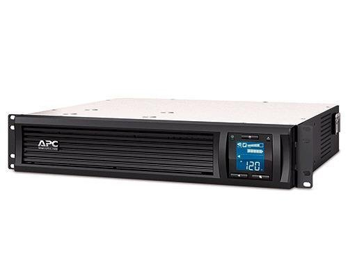 APC Smart-UPS 1500VA UPS Battery Backup with Pure Sine Wave Output Rack-Mount/Tower (SMC1500-2U)(Not Sold in Vermont)