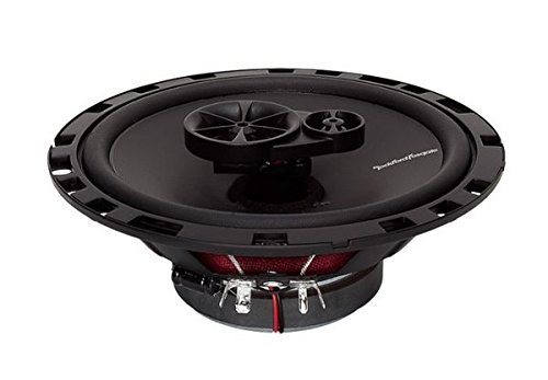 "Rockford Fosgate R165X3 Prime 6.5"" Full-Range 3-Way Coaxial Speaker (Pair)"