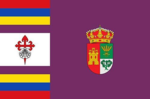magFlags Bandera Large Municipio de Vertavillo Castilla y León | Bandera Paisaje | 1.35m² | 90x150cm