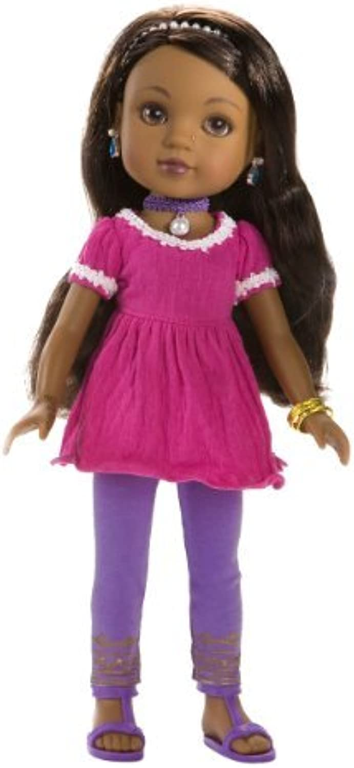 Hearts For Hearts Girls Nahji from India Doll by Hearts for Hearts Girls
