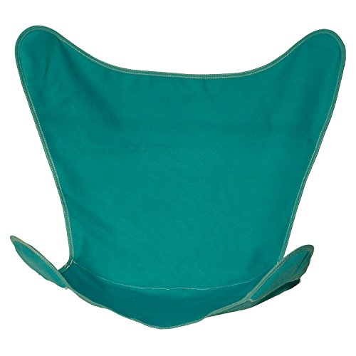 Replacement Cover for Butterfly Chair - Teal