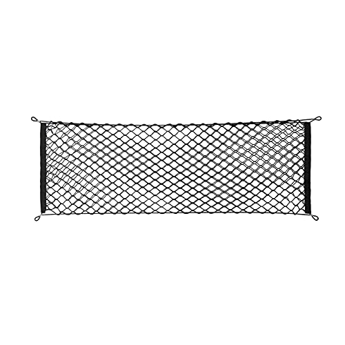 NENTAYA Truck Cargo Stretchable elastic storage net,Adjustable Elastic storage net for Car, SUV, Truck
