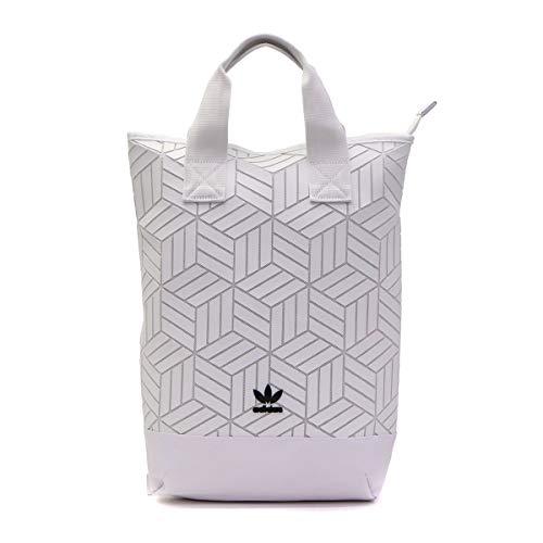 adidas Unisex-Erwachsene DV0201 Tagesrucksack, Weiß (Blanco), 36x24x45 centimeters (W x H x L)