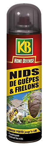 Produit pour nid de guêpes