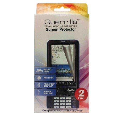 Guerrilla Military Grade Screen Protector for Casio Classpad Graphing Calculator, 2-Pack Photo #4