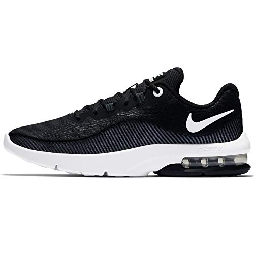 Nike Womens Air Max Advantage 2 Running Trainers AA7407 Sneakers Shoes (UK 3 US 5.5 EU 36, Black White Anthracite 001)