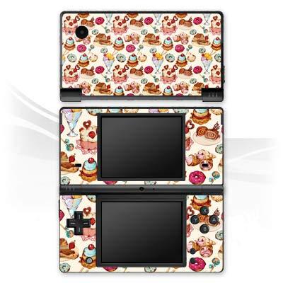DeinDesign Skin kompatibel mit Nintendo DSi Aufkleber Sticker Folie Kochen Kuchen Thermomix Motive