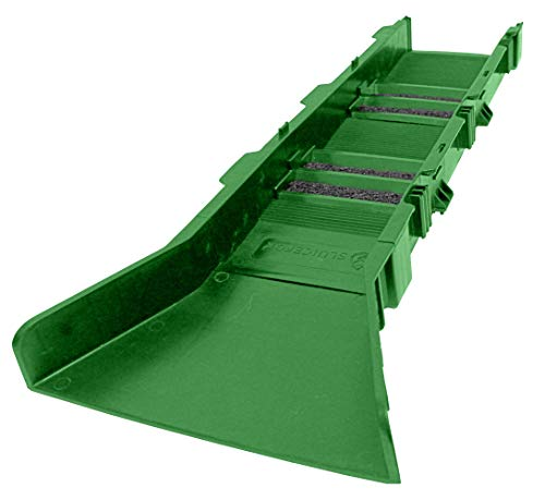 Sluice Fox 31' Portable Modular Sluice Box with Flare Green Dredge Gold Panning