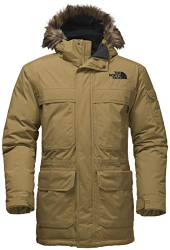 The North Face Men's McMurdo Parka III, British Khaki, Large