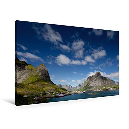 Calvendo Escandinavia: Norte mágico, 90x60 cm