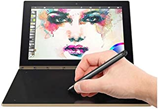 Lenovo Yoga Book YB1-X91L : Intel Atom X5-Z8550, 4GB, 128GB SSD, 10.1 Inch Touch, Pen, 4G LTE, Win 10 Pro, Black