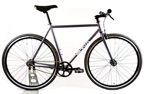 SONA Originele Single Speed Fixed Gear | Urban Commuter City Fixie Bike | Ontworpen & Handgebouwd in Dublin|Flip Flop Bike Hub | Vast Wiel & Vrij wiel