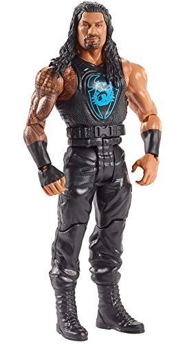 WWE Figura Roman Reigns, muñeco articulado de juguete (Mattel GTG20)