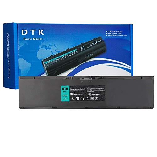 DTK Laptop Battery for Dell Latitude 14 7000 Series Latitude E7450 E7440 E7420 F38HT PFXCR 34GKR 3RNFD 451-BBFS 451-BBFT Notebook [7.4V 6000mAh]