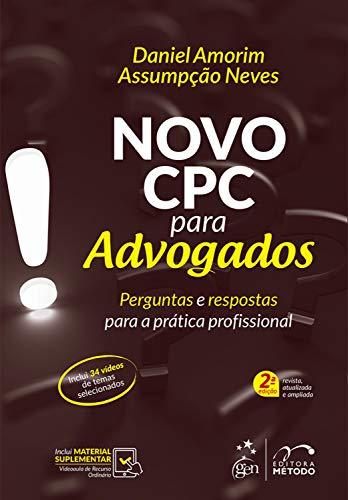 Novo CPC para Advogados