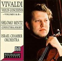 Vivaldi: Violin Concerti Volumes 1 & 2