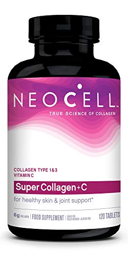 Neocell Super Collagen +C 6,000mg 120 Tablets