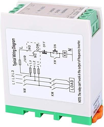 Mukuai54 Protector de subestimación de circuitos, 3 JVR-382 Pérdida de derretibilidad de sobretensión de sobretensión de sobretensión de sobretensión de sobrevoltaje y protección contra secuencias con
