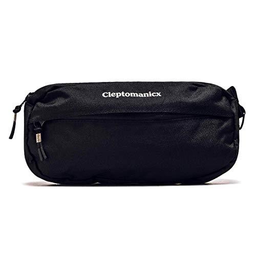 Cleptomanicx TAP S Hipbag Black Bauchtasche