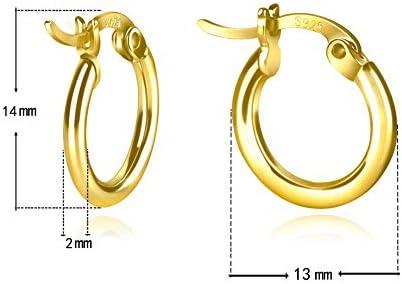 16mm hoop earrings _image2